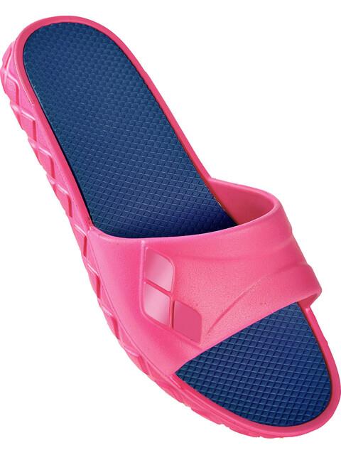 arena Watergrip Sandals Women magenta-blue